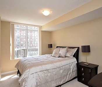 Long term furnished apartments Downtown