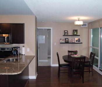 Furnished accommodations Mississauga